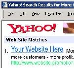 Yahoo search-engine